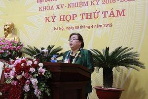 Khai mạc Kỳ họp thứ 8 HĐND TP Hà Nội khóa XV