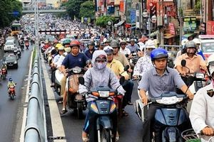 'Hà Nội cấm xe máy'- mới chỉ là ý kiến cá nhân Giám đốc Sở Giao thông vận tải