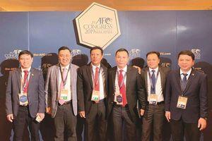 Cuộc đua 'ghế' AFC của Việt Nam