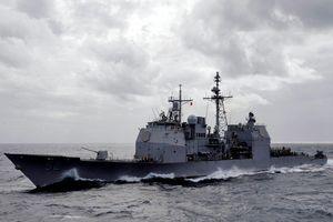 Vì sao Mỹ cho tuần dương hạm Ticonderoga đầy uy lực 'về vườn'?
