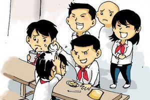 Muốn xóa bạo lực học đường chớ đổ hết trách nhiệm lên các thầy cô giáo phổ thông