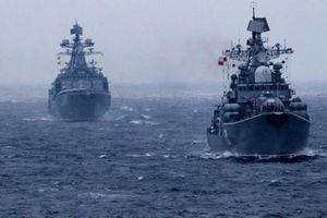 Hạm đội Biển Đen Nga sẵn sàng ứng phó NATO