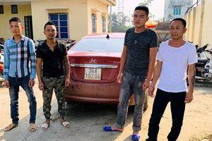 Chủ tịch xã ở Thanh Hóa bị nhóm thanh niên chặn đánh