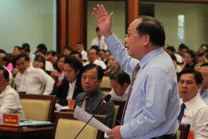 Ông Tất Thành Cang: 'Nếu chúng ta đụng tới ngân sách thì sẽ bị kiểm toán'