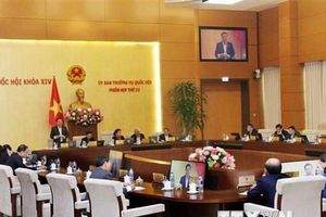 Nội dung chính của Phiên họp thứ 33 của Ủy ban Thường vụ Quốc hội