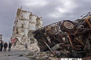 Syria: Đánh bom liên tiếp làm 13 người thiệt mạng tại Raqqa