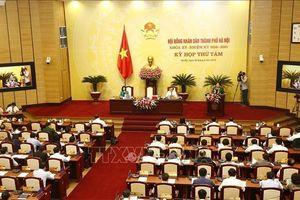 Khai mạc Kỳ họp thứ Tám, Hội đồng nhân dân TP Hà Nội khóa XV