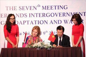 Thích ứng biến đổi khí hậu: Trụ cột quan hệ Việt Nam - Hà Lan