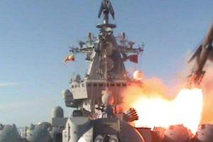 Syria: Tàu chiến Nga dồn dập nã tên lửa vào phiến quân ở Idlib