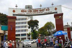 Bắt đối tượng đâm 10 người ở Bệnh viện Bệnh Nhiệt đới TP.HCM