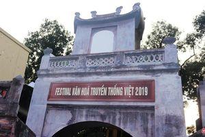 Bị phạt 10 triệu đồng, festival văn hóa trở về đúng chất văn hóa