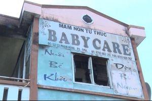 Cháy trường mầm non Baby Care, hàng trăm trẻ hoảng sợ tháo chạy