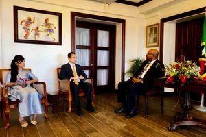 Thủ tướng Liên bang Saint Kitts và Nevis ca ngợi Việt Nam phát triển nhanh chóng