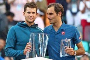 'Tôi không thể nhận ra rằng Thiem đã đánh bại Federer'