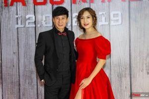 Vợ chồng Lý Hải, Chúng Huyền Thanh, Huy Khánh dẫn đàn con đến họp báo phim, Ngô Thanh Vân bất ngờ xuất hiện