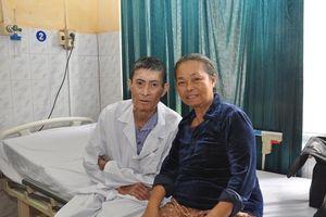 Cứu sống bệnh nhân vỡ phình động mạch chậu gốc