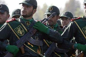 Mỹ liệt Lực lượng vệ binh cách mạng Hồi giáo Iran vào danh sách khủng bố