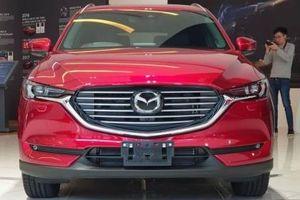 Mazda CX-8 sắp về Việt Nam sẽ chính thức trình làng Malaysia trong vài ngày tới