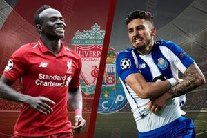 Kết quả trận Liverpool vs Porto, 02h00 ngày 10/4