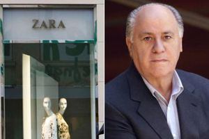 Tiết lộ bí quyết khởi nghiệp của ông chủ hãng thời trang Zara