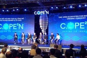 CMC ra mắt Hệ sinh thái hạ tầng mở C.OPEN