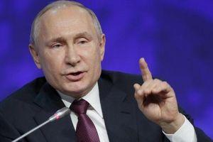Hậu cáo buộc điều tra: TT Putin phản ứng về sóng gió 22 tháng