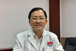 Bệnh viện nói về việc thừa huyết tương để xuất khẩu