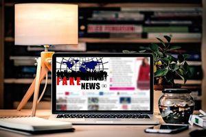 Tin giả trên Facebook: Thông tin ảo – Trách nhiệm thật