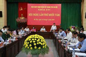 Chủ tịch Nguyễn Đức Chung: Xử lý nghiêm đối tượng khai thác cát trái phép