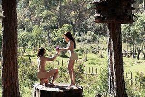 Cục Mỹ thuật: Ảnh cưới khỏa thân tại Đà Lạt là 'nghiệp dư và nhảm nhí'