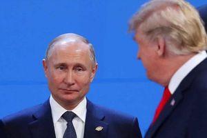 Tổng thống Putin chế giễu cuộc điều tra ông Trump thông đồng với Nga