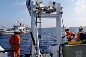 Cấp cứu thuyền viên bị tai biến mạch máu não trên biển