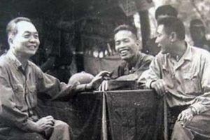 Trung tướng Đồng Sỹ Nguyên: Tầm nhìn vượt thời gian