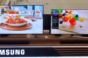 Samsung chính thức ra mắt loạt TV QLED 2019, có TV 8K đầu tiên trên thế giới