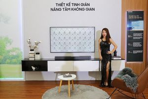 Samsung Vina chính thức giới thiệu dòng sản phẩm TV QLED 8K tại Việt Nam