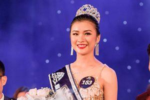 'Hoa khôi Đại sứ Môi trường Hải Phòng 2019' nhận vương miện 1,5 tỉ đồng