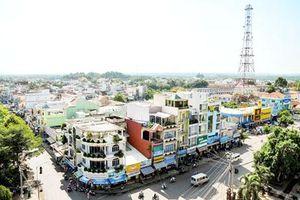 Xây sân bay Long Thành: Thành lập thành phố Long Khánh