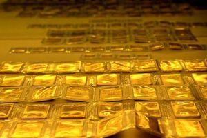 Nghịch chiều thế giới, giá vàng SJC tăng 60 ngàn đồng/lượng