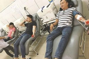 Motor-taxi driver with rare blood type saves lives