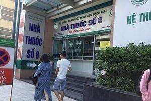 Thực hư thông tin Bệnh viện Bạch Mai bán thuốc rởm