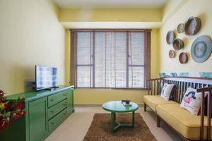 Bỏ ra 280 triệu đồng để thiết kế căn hộ theo phong cách đồng quê