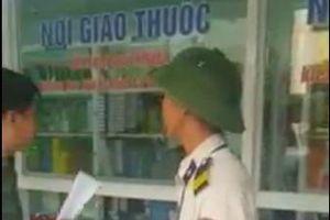 Quầy thuốc của bệnh viện Bạch Mai bị tố bán thuốc kém chất lượng