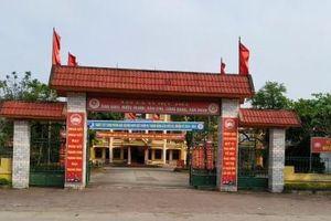 Bán đất, thu chi sai hàng chục tỷ đồng, chủ tịch HĐND xã Thạch Bằng bị cách chức