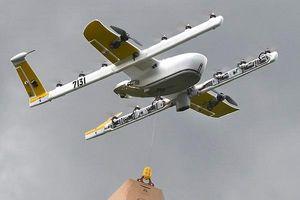 Dịch vụ giao hàng bằng máy bay không người lái của Alphabet lần đầu tiên được triển khai tại Úc