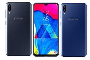 Samsung Galaxy M10 sắp 'lên kệ' tại Việt Nam với giá 'siêu mềm'