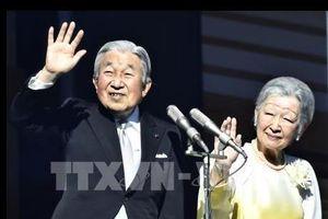 Nhà Vua và Hoàng hậu Nhật Bản kỷ niệm 60 năm ngày cưới