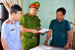 Quảng Nam: Bắt 3 đối tượng vi phạm quy định về bồi thường, gây thiệt hại hơn 4 tỷ đồng
