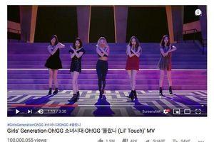 Ai nói SNSD đã hết thời: Oh!GG đưa MV 'Lil' Touch' băng băng cán mốc trăm triệu view