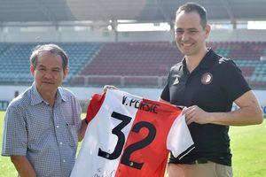 Bầu Đức: 'Cú bắt tay với Feyenoord sẽ tốt cho CLB HAGL'