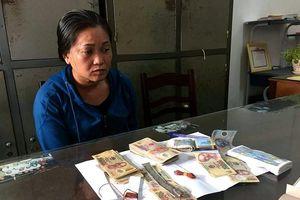 Nữ quái từ TP. HCM vào Gia Lai câu trộm tiền công đức của chùa